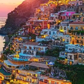 Positano Italie