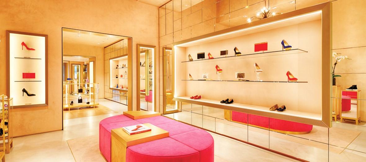 Charlotte Olympia London Shoe Store
