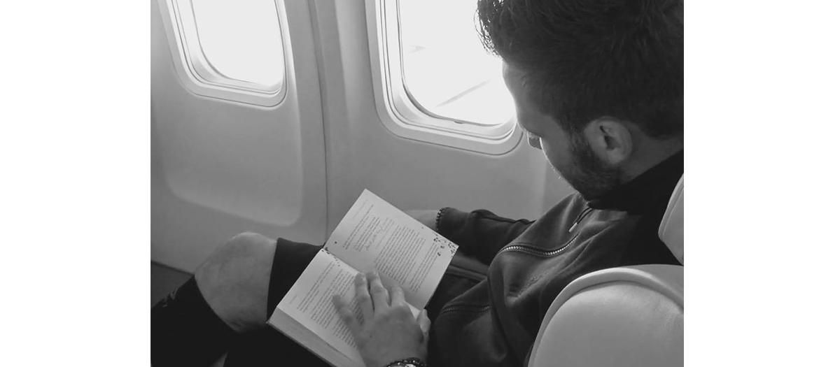 Yohan Cabaye voyage avion