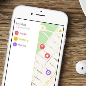 Mapstr App