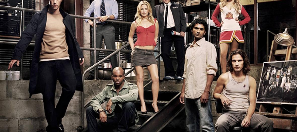 personnages de la série heroes