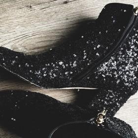 Chaussures Brillantes