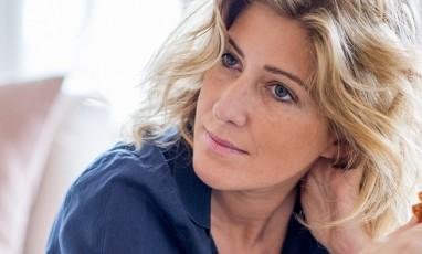 L'écrivain et réalisatrice Amanda sthers