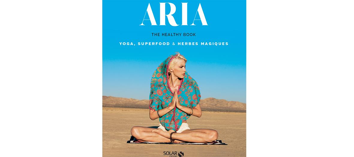 the healthy book de  Aria Crescendo aux éditions Solar