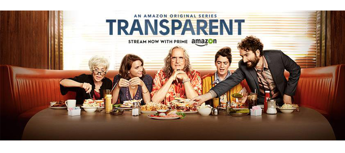 Affiche officielle de la série Transparent