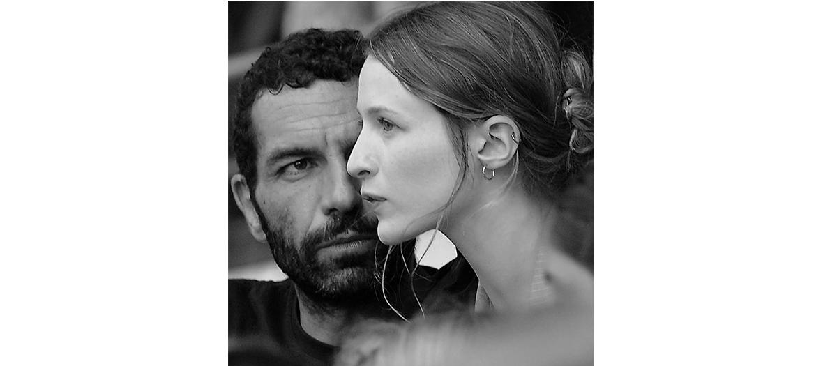 Olivier Lousteau et Christa Théret