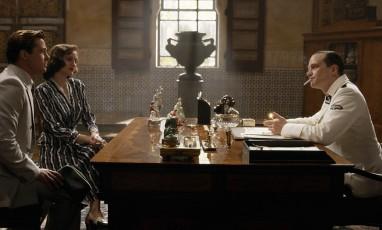 Brad Pitt et Marion Cotillard
