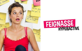 Vanessa kayo dans Feignasse Hyperactive