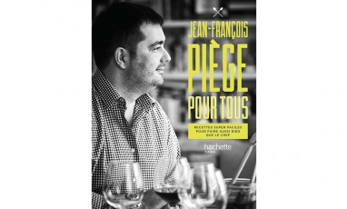 Win the new book by Jean François Piège… signed  by the chef!