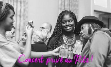 Concert Prive Ritz