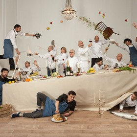 The cult dishes for star chefs for 8€