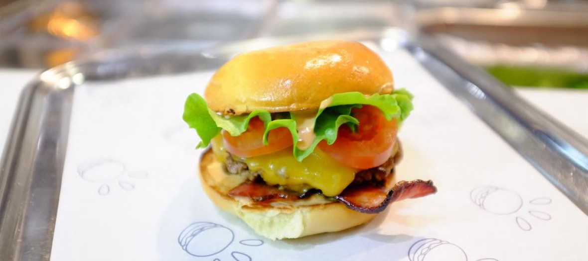 Vive la street-food couture