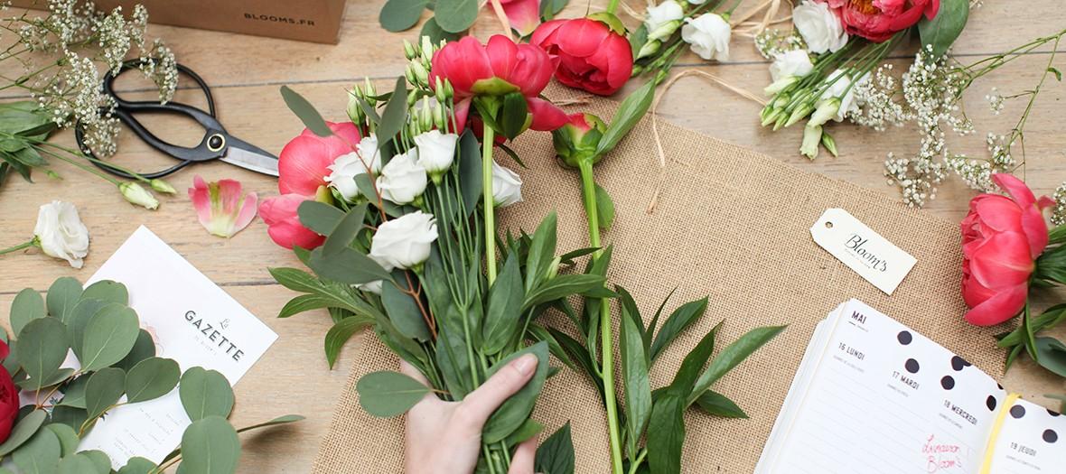 Bouquet de fleurs Bloom's