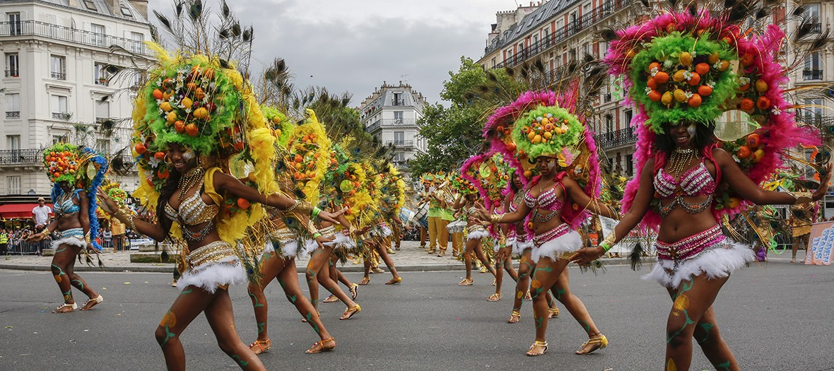 Carnacal Tropical Paris