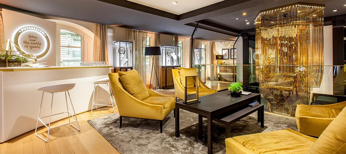 Salon boutique Piaget