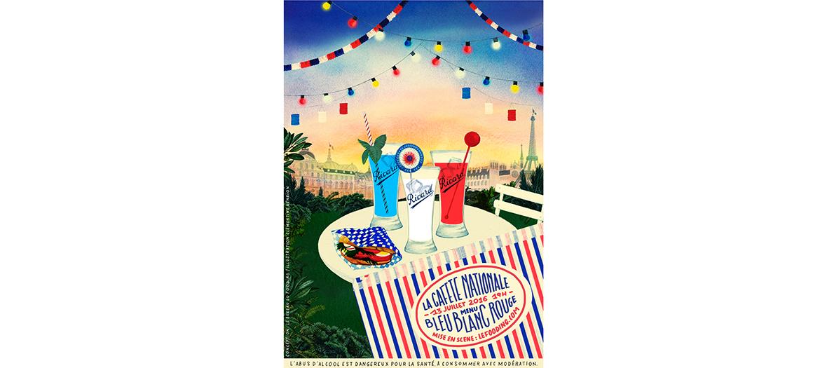 affiche Cafête Nationale 2016