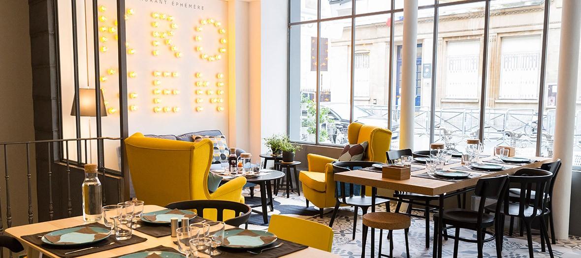 Krogen Restaurant Ephemere