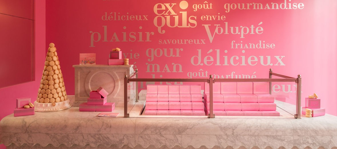 Pop Up Store Laduree