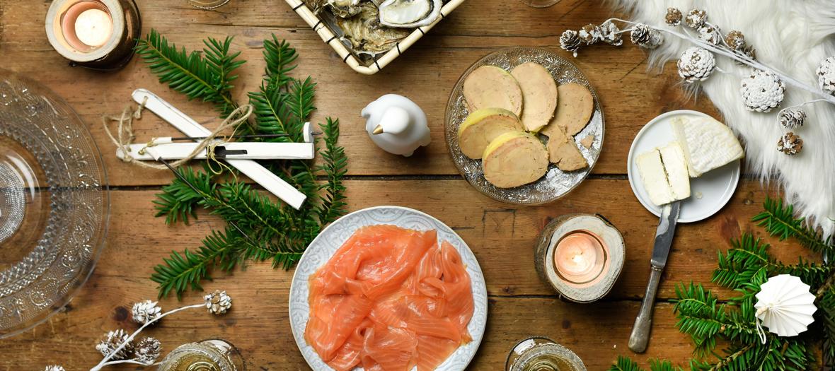 Livraison Frichti repas de Noël