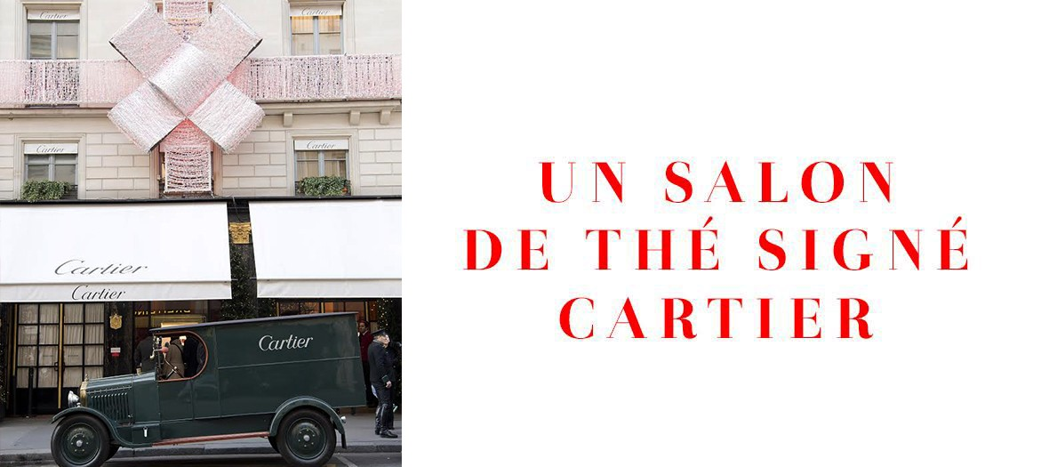 Cartier Salon De The