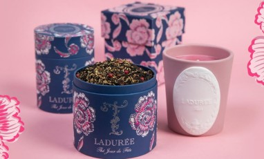 Laduree tea