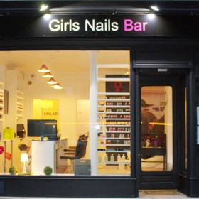 Boutique Girl Nails Bar