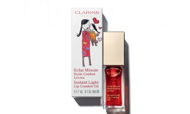 The great share product signed Clarins