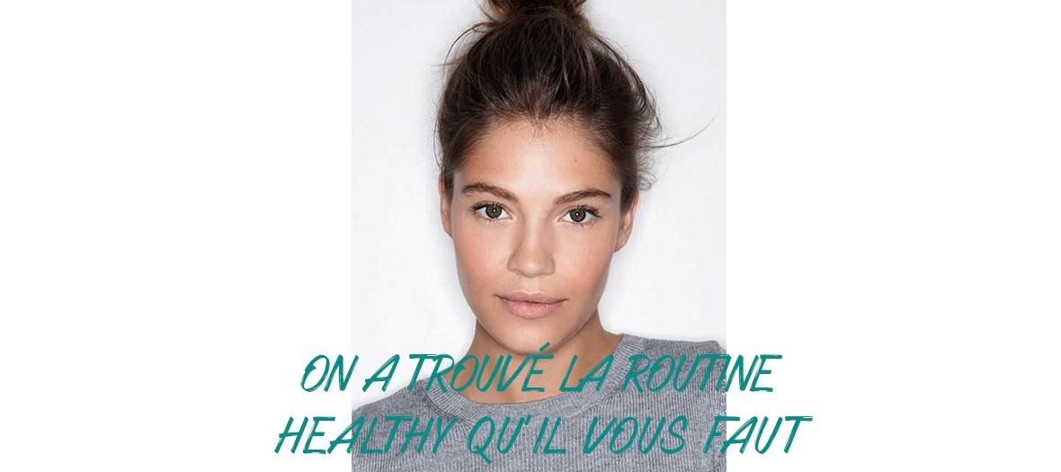 Regenerate Routine Healthy