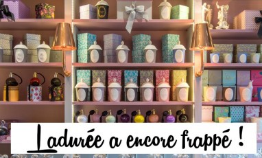The first Ladurée concept-store