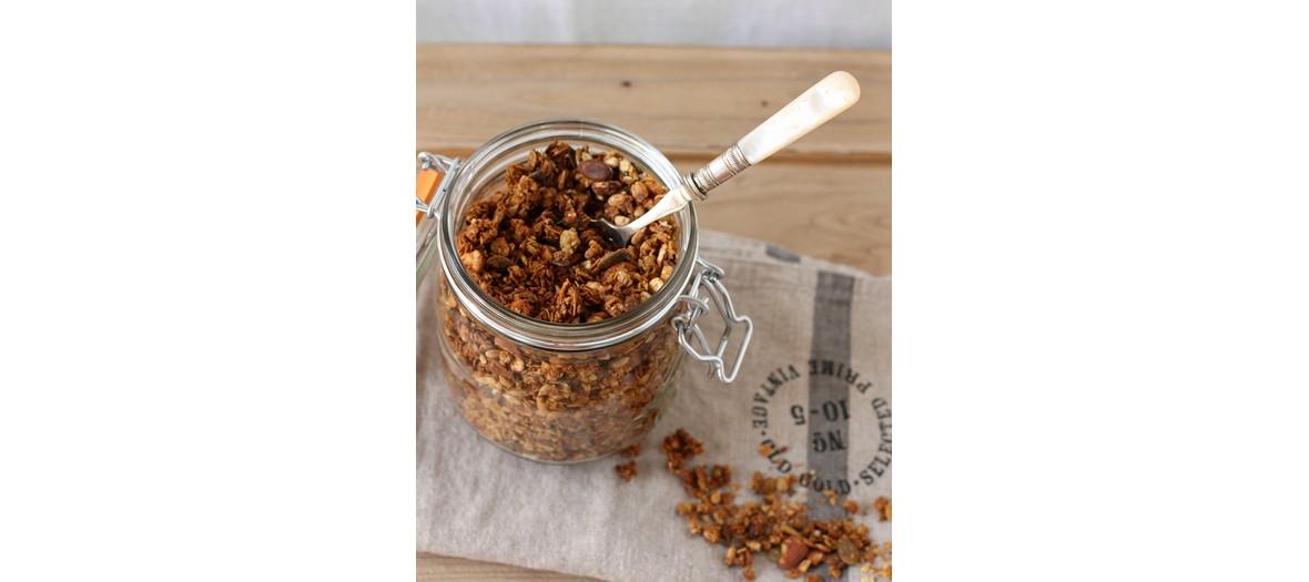 granola catherine kluger