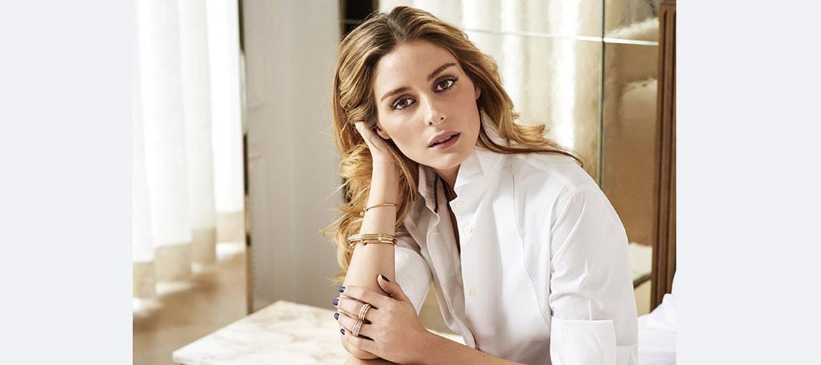 Portrait d'Olivia Palermo