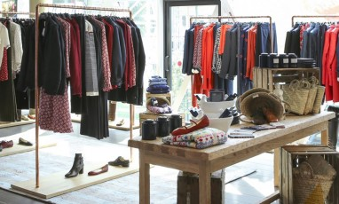 Pop Up Store Ines De La Fressange