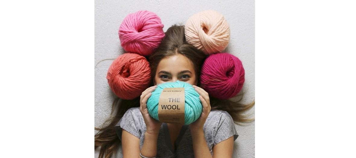 boule tricot
