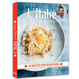 Couverture du livre L'Italie de Denny Imbroisi