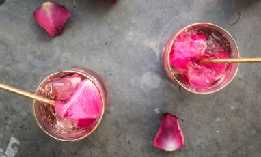 The most instagramable Spring cocktail