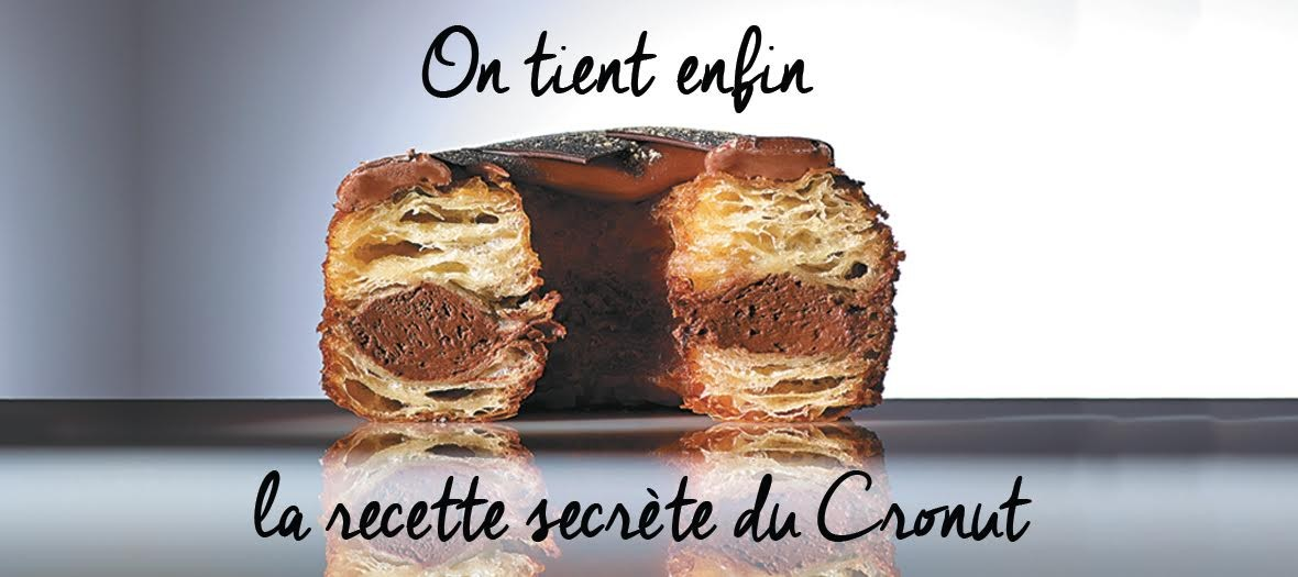 Cronut recipe from Dominique Ansel