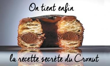 Le cronut de Dominique Ansel