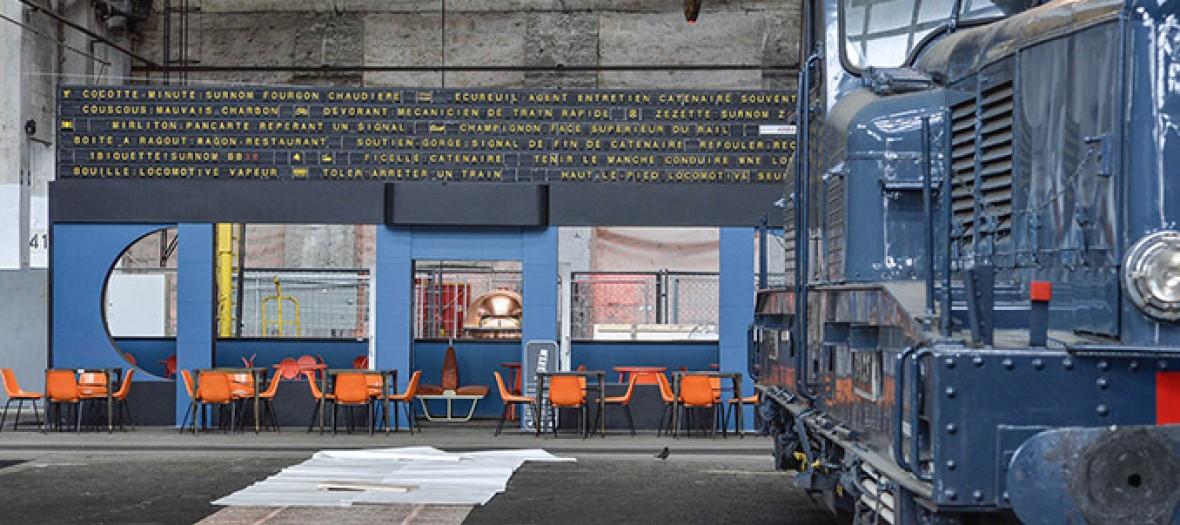 1grand Train Restaurant