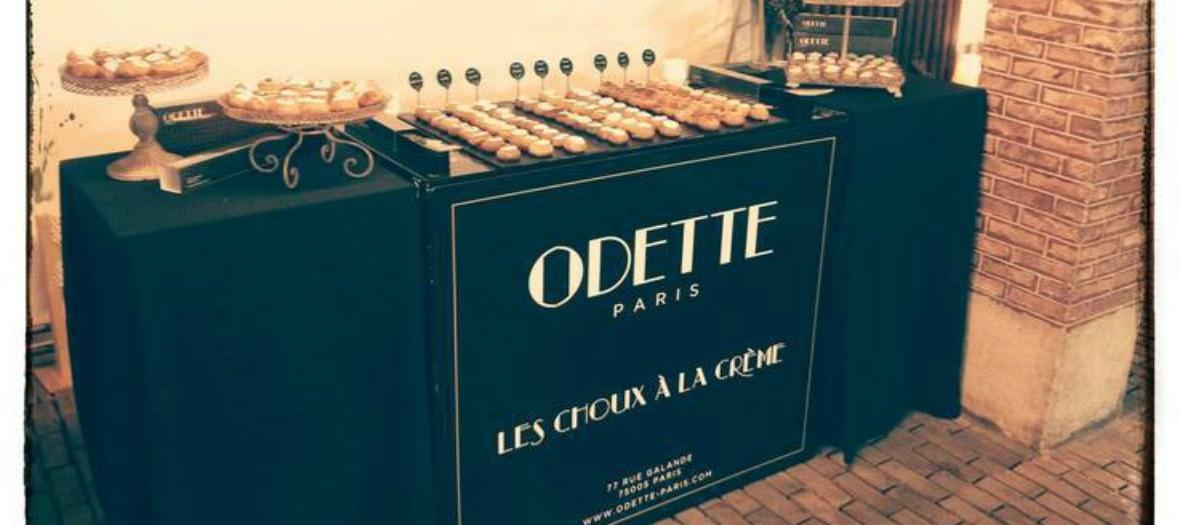 Odette, stand