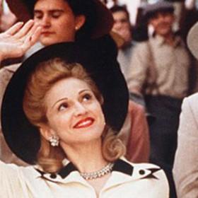 Madonna dans le rôle de Evita