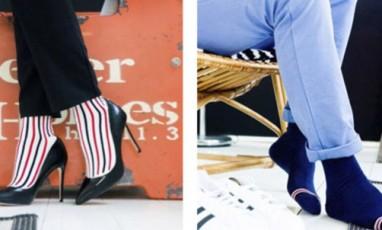 Chaussettes Harry Et Garance