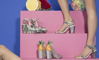 Les chaussures les plus tropicool de la saison