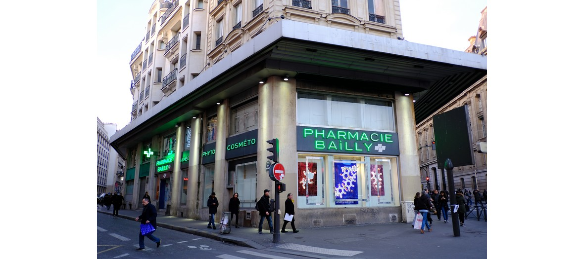 pharmacie bailly