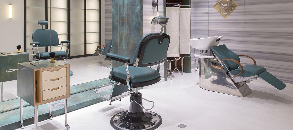 Kare le nouveau salon de coiffure du klay saint sauveur for Salon de coiffure st sauveur