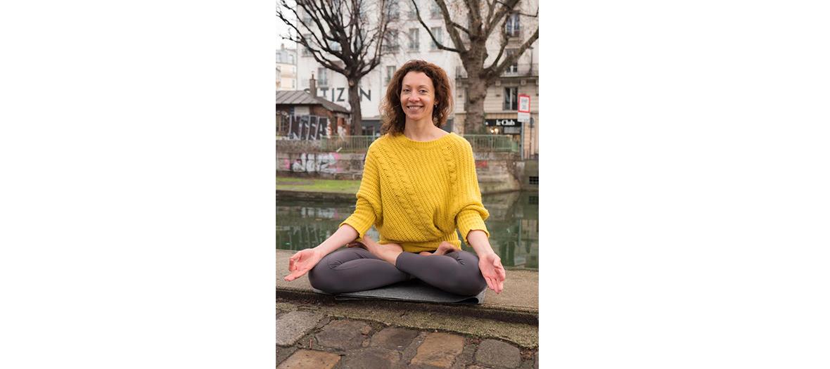 Conseils d'une professeur de yoga au Tigre Yoga
