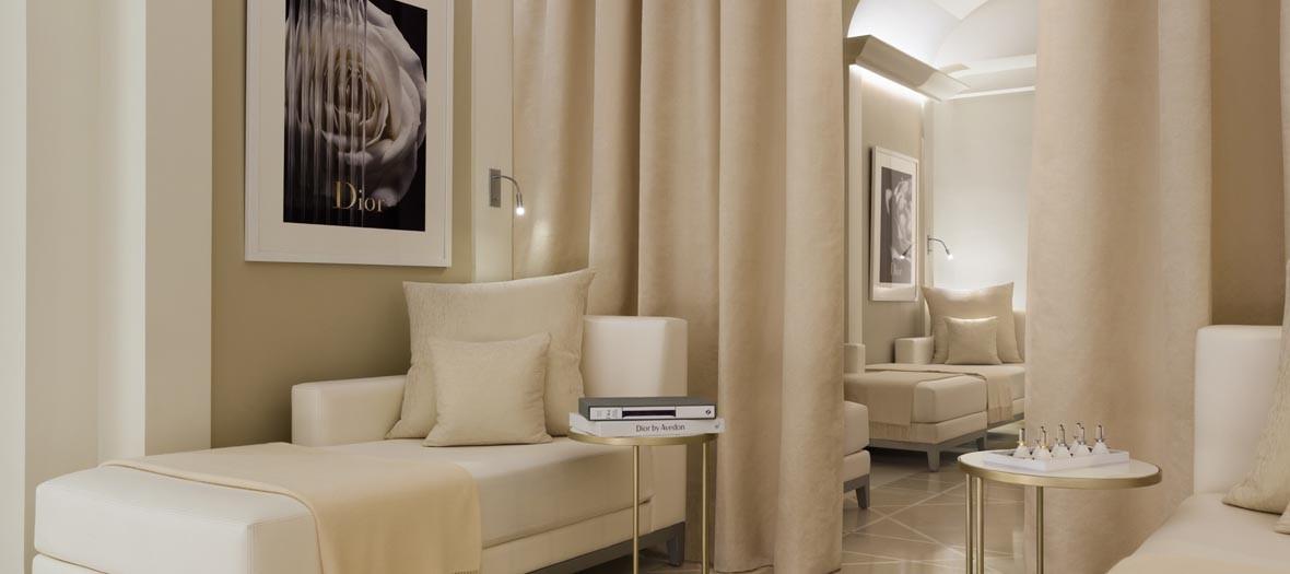 Le Dior institut au Plaza Athénée