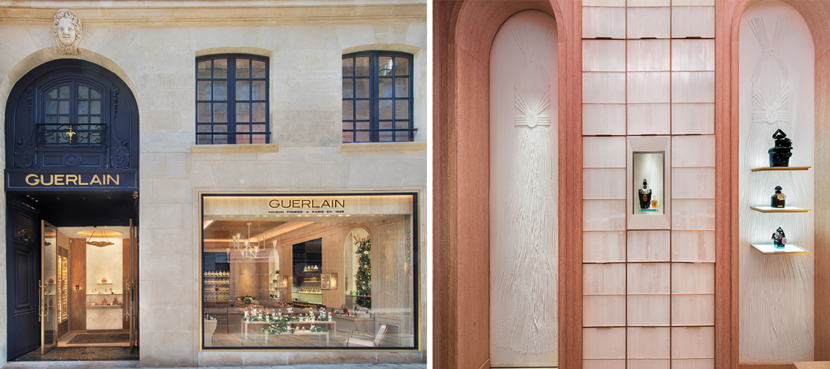 guerlain boutique vendome