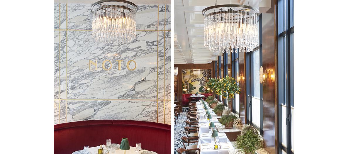 noto restaurant italien paris