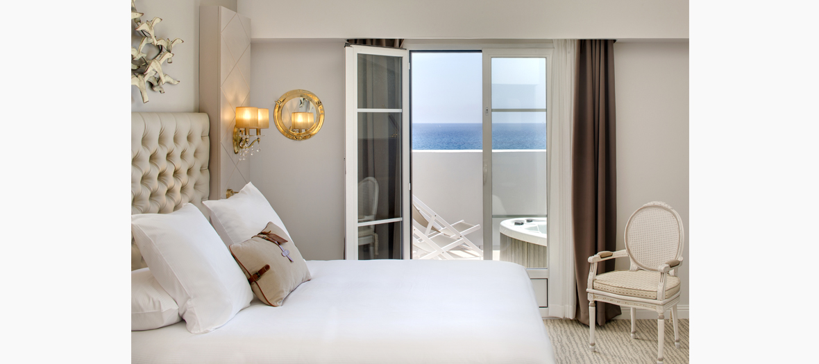 Grand Hotel des Sablettes chambre