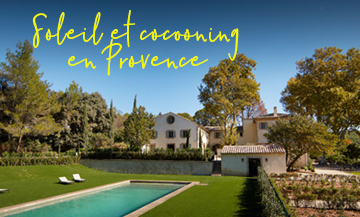 Domaine de Fontenille: a cocooning foodie hotel in Provence